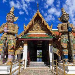 Wat Phra Kaeo et Grand Palais