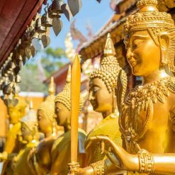 Temple Wat Doi Suthep