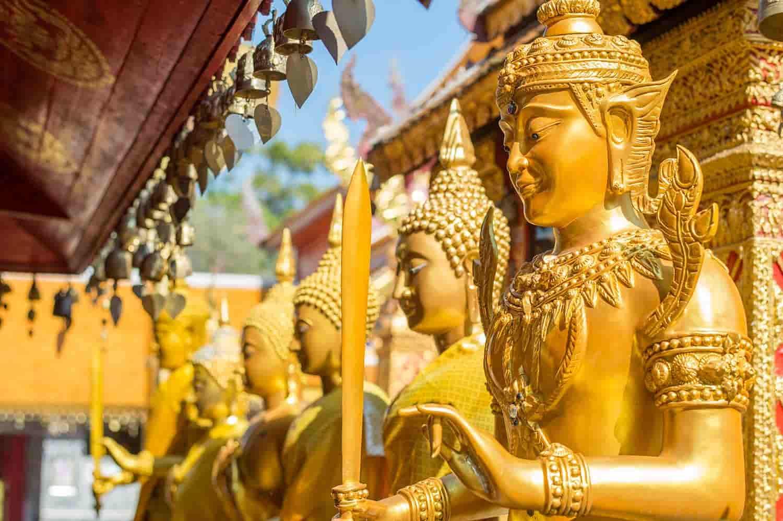 Temple Wat Doi Suthep