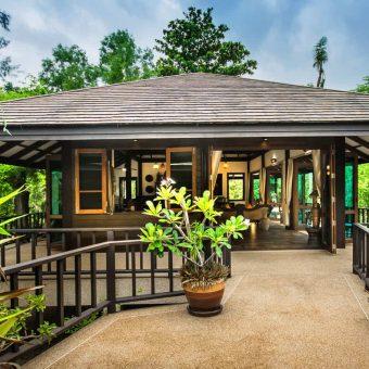 Hôtels à Koh Jum