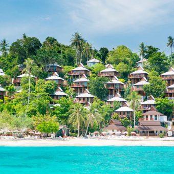 Hôtels à Koh Phi Phi