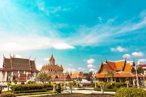 Bangkok-Thailande-Circuit